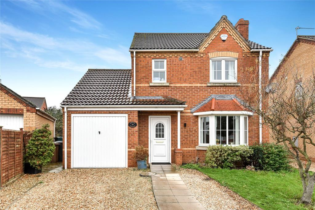 3 Bedrooms Detached House for sale in Shire Close, Billinghay, LN4