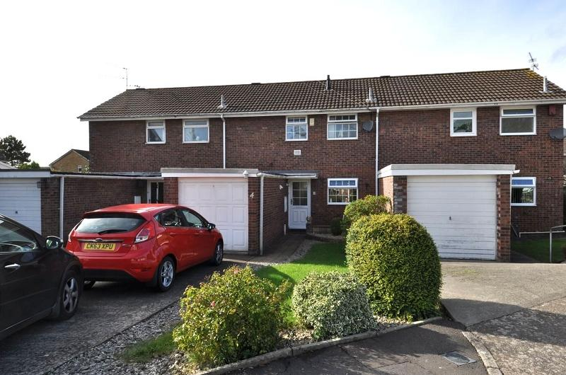 2 Bedrooms Terraced House for sale in 4 Caer Odyn, Dinas Powys, The Vale Of Glamorgan CF64