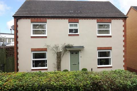 4 bedroom detached house for sale - Morton Drive, Torrington