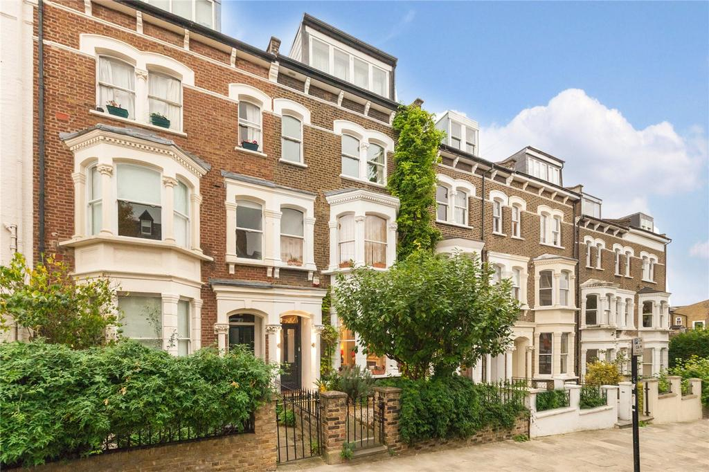 5 Bedrooms Terraced House for sale in Montpelier Grove, Kentish Town, London