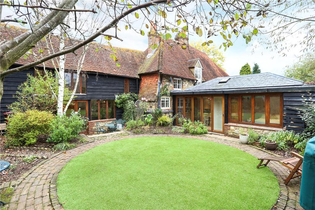 4 Bedrooms Semi Detached House for sale in Northchapel, Petworth, West Sussex, GU28