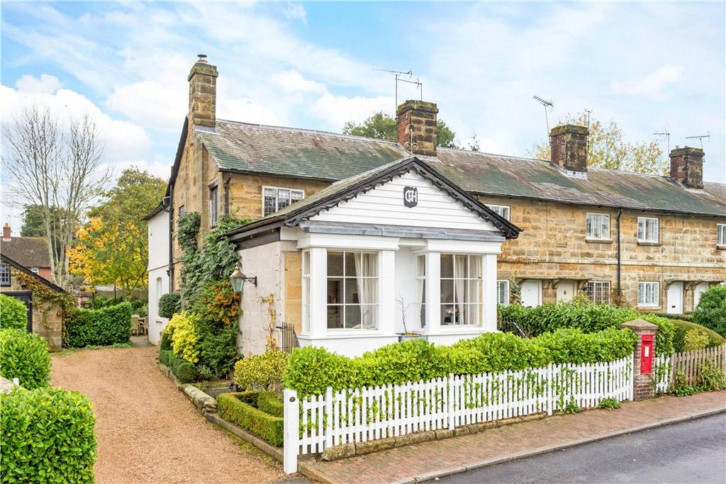 4 Bedrooms Semi Detached House for sale in Stone Row, The Green, Fordcombe, Tunbridge Wells, TN3