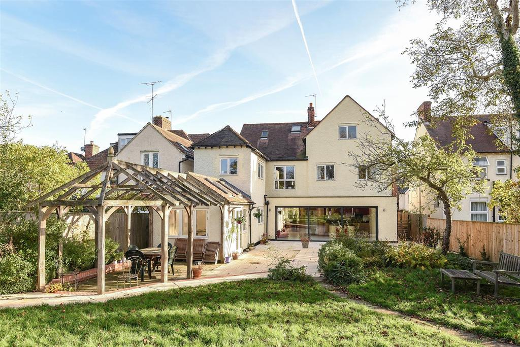 6 Bedrooms Detached House for sale in Victoria Road, Summertown