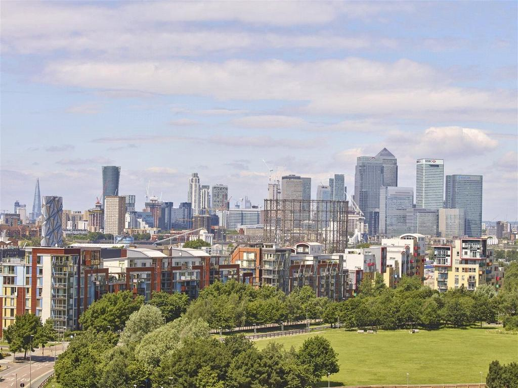 3 Bedrooms Flat for sale in Greenwich Millennium Village, London, SE10