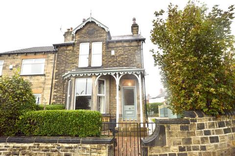 3 bedroom semi-detached house for sale - Grove Cottage, Whitecote Hill, Leeds, West Yorkshire
