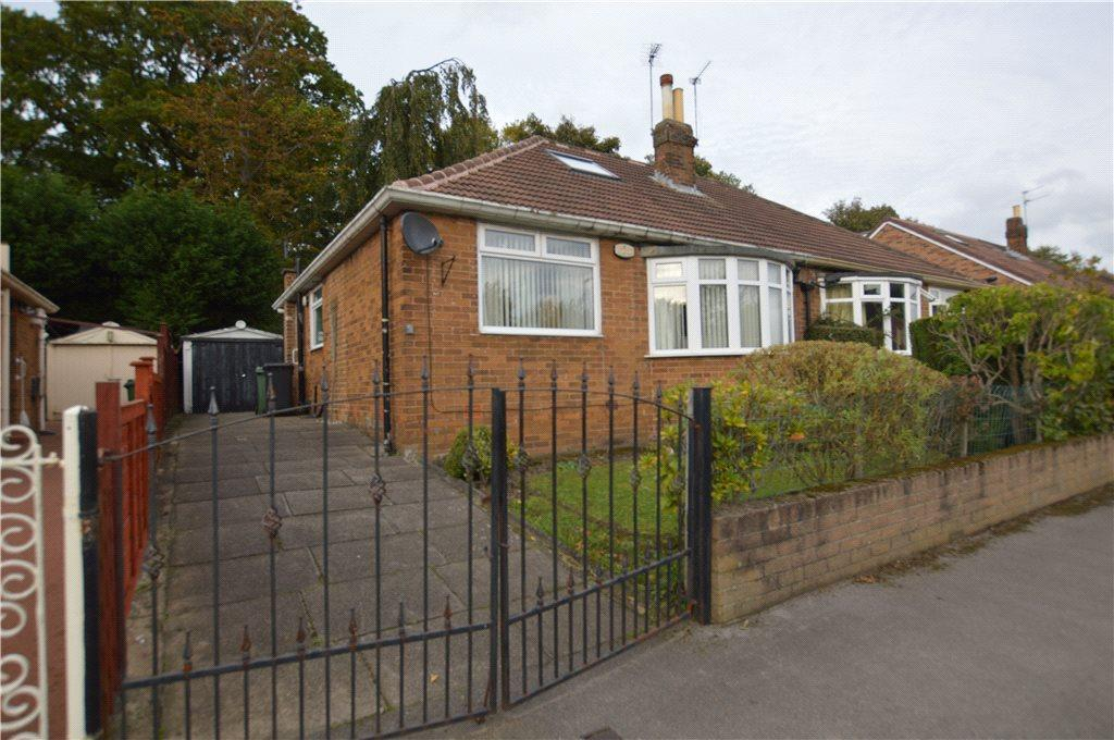 2 Bedrooms Semi Detached Bungalow for sale in High Moor Crescent, Leeds, West Yorkshire
