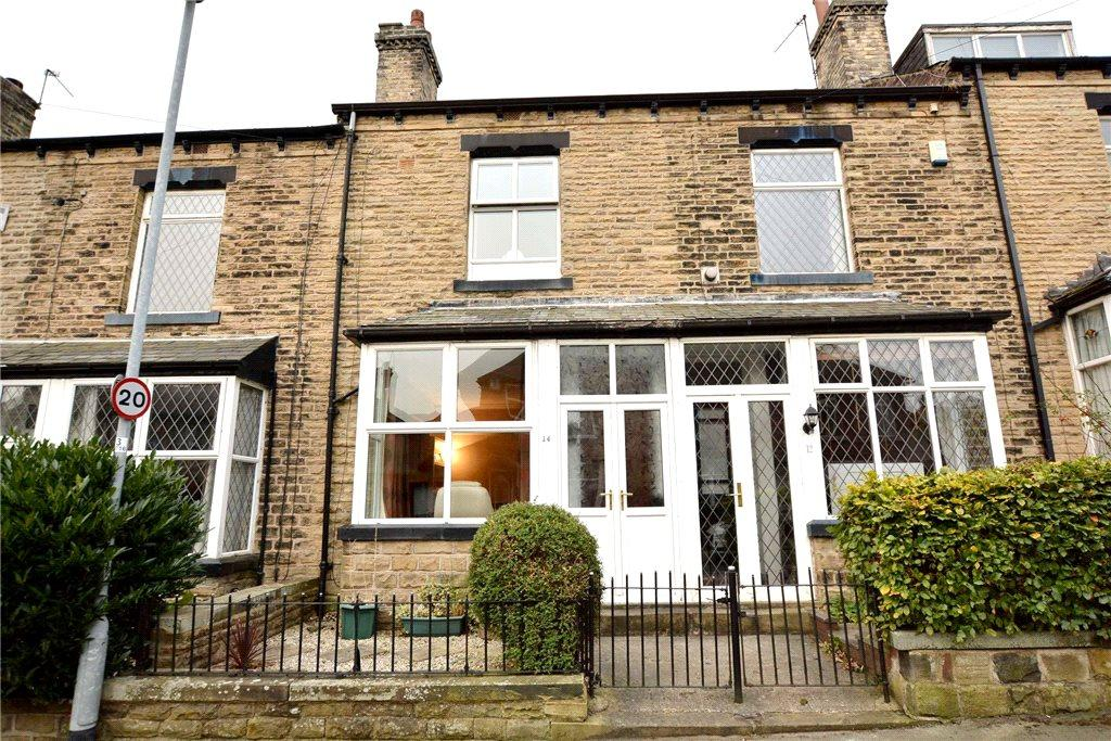 3 Bedrooms Terraced House for sale in 3 Littlemoor, St Vincent Road, Pudsey, West Yorkshire