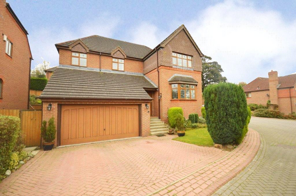 4 Bedrooms Detached House for sale in Cricketers View, Shadwell, Leeds, West Yorkshire