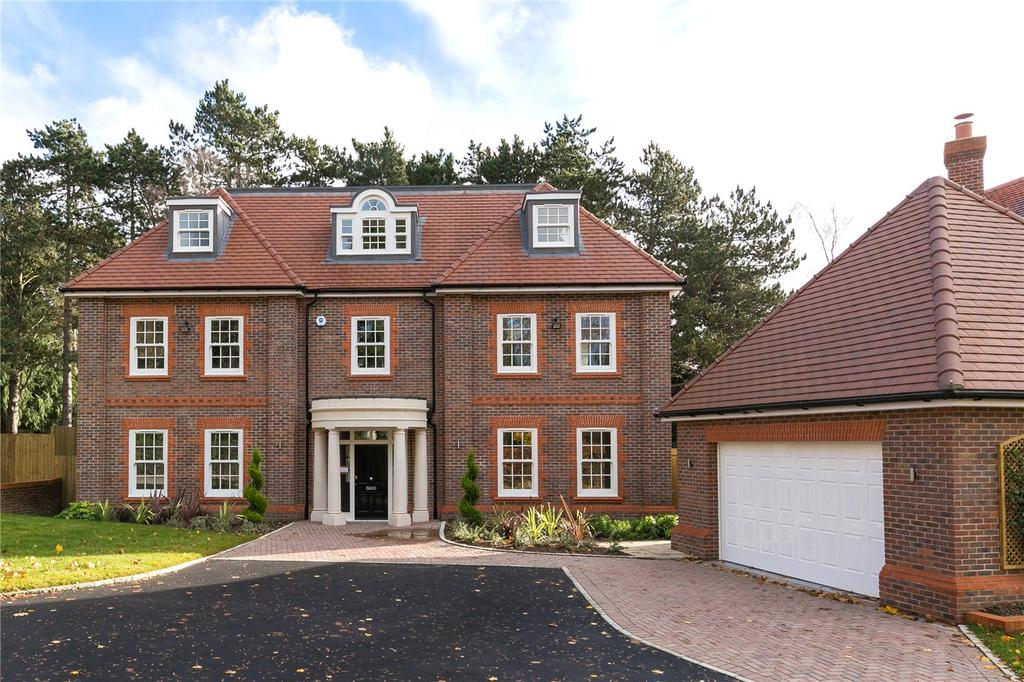 5 Bedrooms Detached House for sale in Orchard Place, Manor Road, Penn, Buckinghamshire, HP10