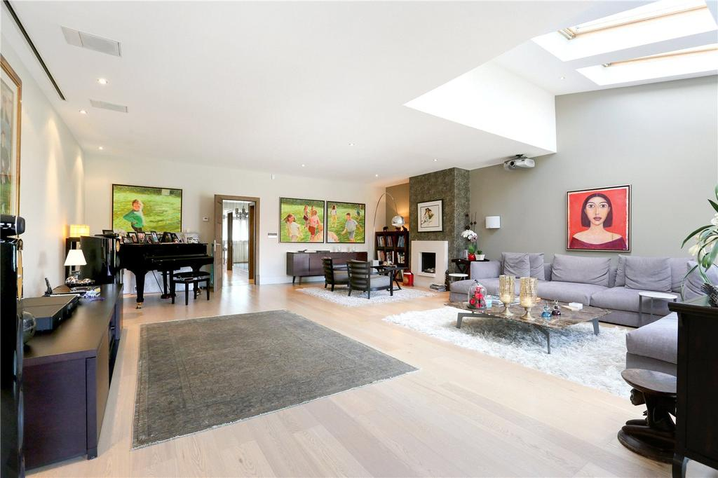 5 Bedrooms Semi Detached House for sale in Putney Heath Lane, London, SW15
