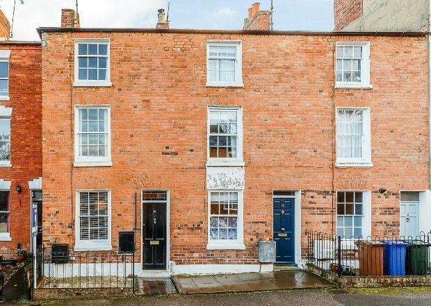 3 Bedrooms Terraced House for sale in Crouch Street, Banbury
