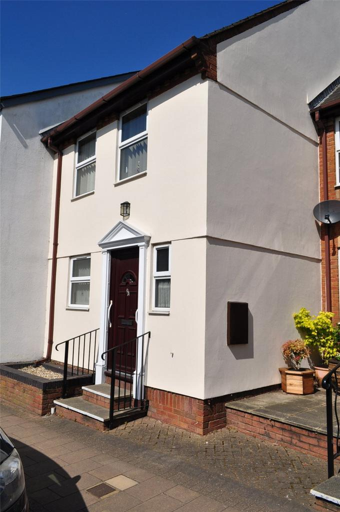 2 Bedrooms Retirement Property for sale in High Street, Honiton, Devon, EX14