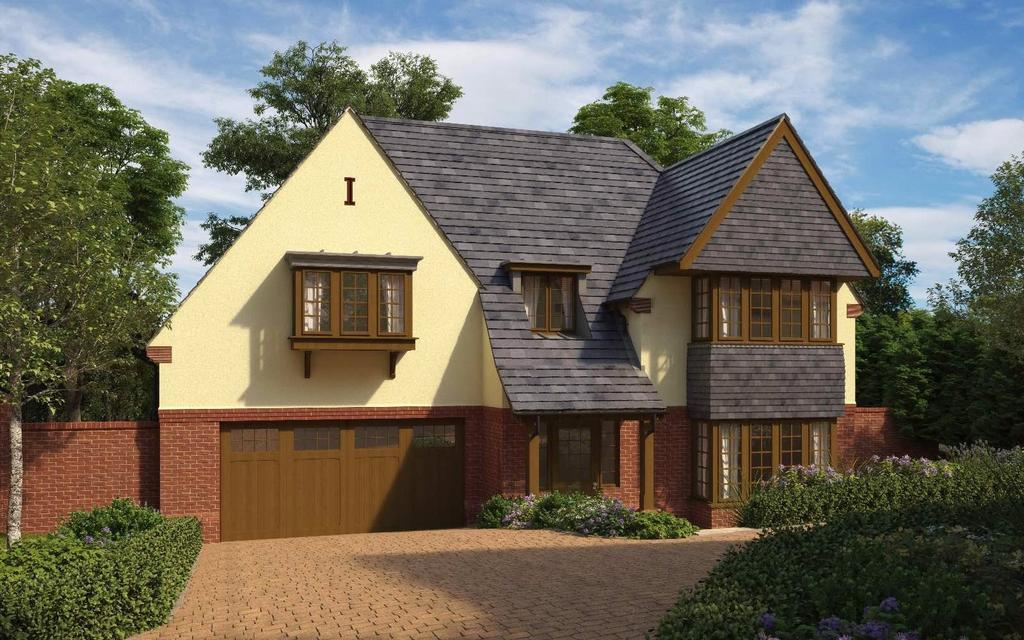 4 Bedrooms Detached House for sale in Hayes End, West Hill, Ottery St. Mary, Devon
