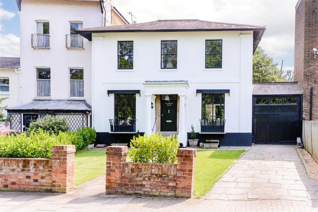 5 Bedrooms House for sale in Clarence Crescent, Windsor, Berkshire