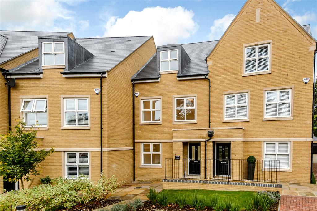 5 Bedrooms Terraced House for sale in Virginia Gate, Wick Road, Englefield Green, Ascot, Surrey, TW20