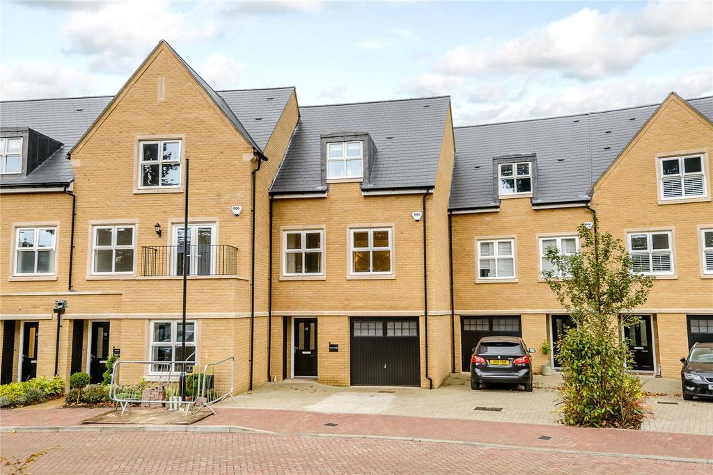 4 Bedrooms Flat for sale in Virginia Gate, Wick Road, Englefield Green, Ascot, Surrey, TW20