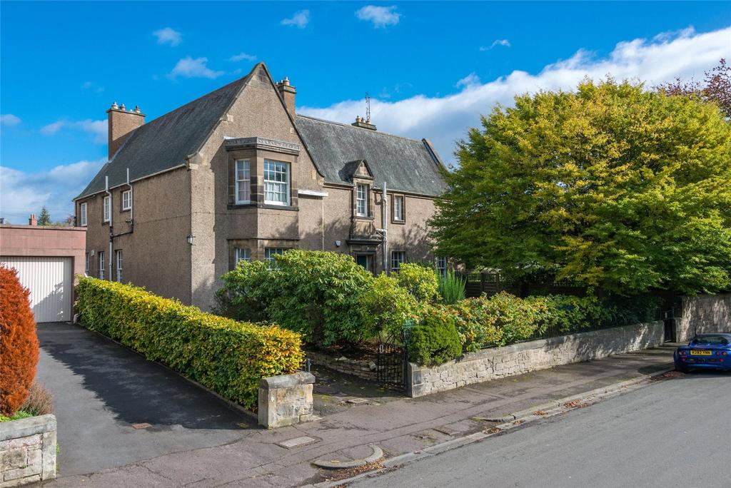 6 Bedrooms Detached House for sale in 10 Succoth Avenue, Murrayfield, Edinburgh, EH12