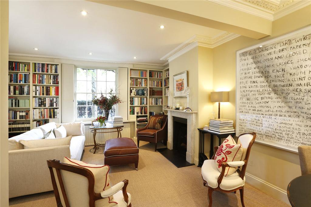 4 Bedrooms Semi Detached House for sale in Battersea Church Road, Battersea, London, SW11