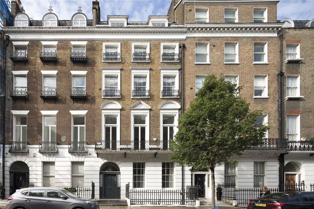 5 Bedrooms Terraced House for sale in Upper Wimpole Street, London, W1G