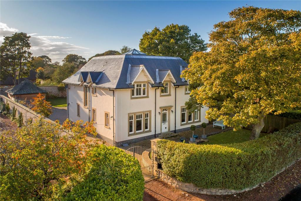 5 Bedrooms Detached House for sale in Ricketwood House, Duncur Road, Gullane, East Lothian, EH31