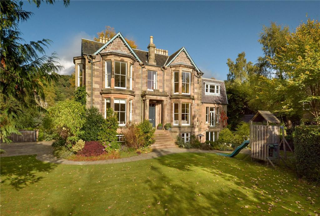 8 Bedrooms Detached House for sale in Viewforth, 2 Kenilworth Road, Bridge of Allan, Stirling, FK9