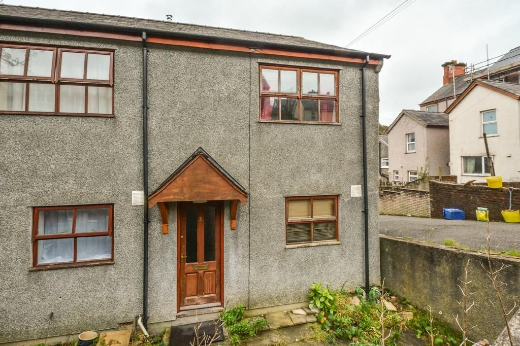 2 Bedrooms End Of Terrace House for sale in Bangor, Gwynedd, North Wales