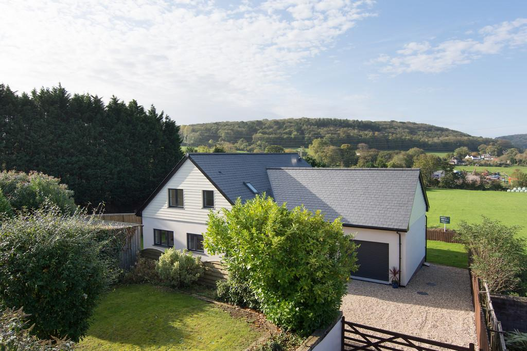 4 Bedrooms Detached House for sale in Superb individual new-build in Sandford