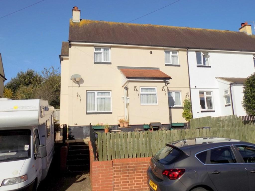 4 Bedrooms Semi Detached House for sale in Broadpark Road, Exmouth
