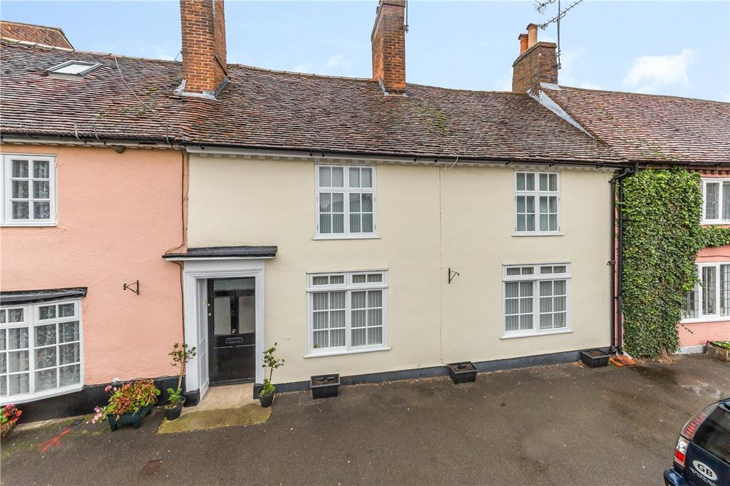 3 Bedrooms Terraced House for sale in Fish Street, Redbourn, St. Albans, Hertfordshire