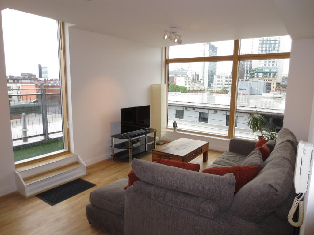 2 Bedrooms Penthouse Flat for sale in Design House Northern Quarter