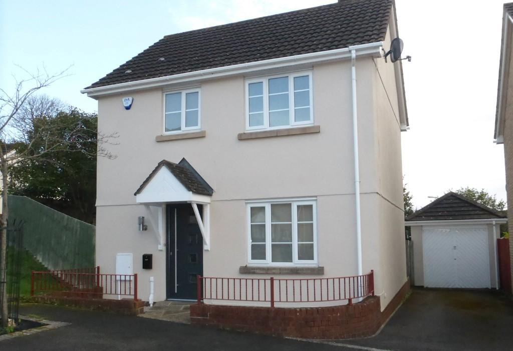 3 Bedrooms Detached House for sale in Winkleigh
