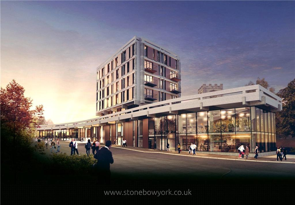 3 Bedrooms Penthouse Flat for sale in The Stonebow, York, YO1