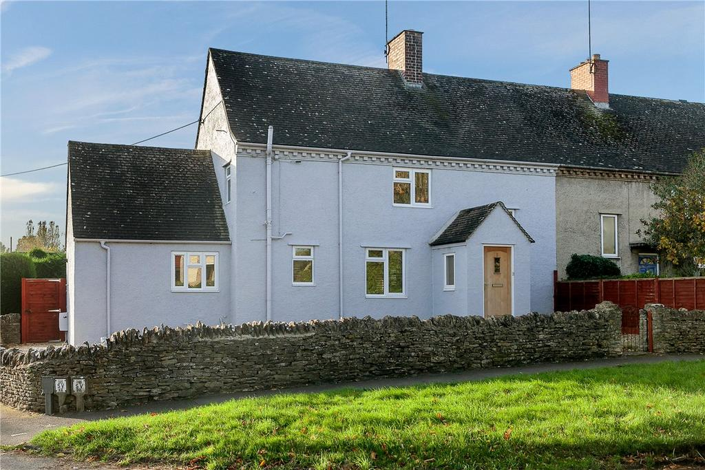 3 Bedrooms Semi Detached House for sale in St. Michaels Close, Shipton-under-Wychwood, Chipping Norton, Oxfordshire, OX7