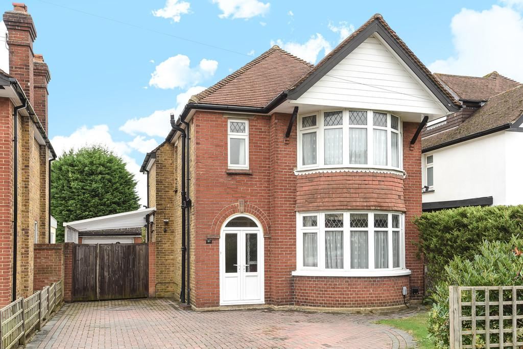 3 Bedrooms Detached House for sale in Maidstone, Kent