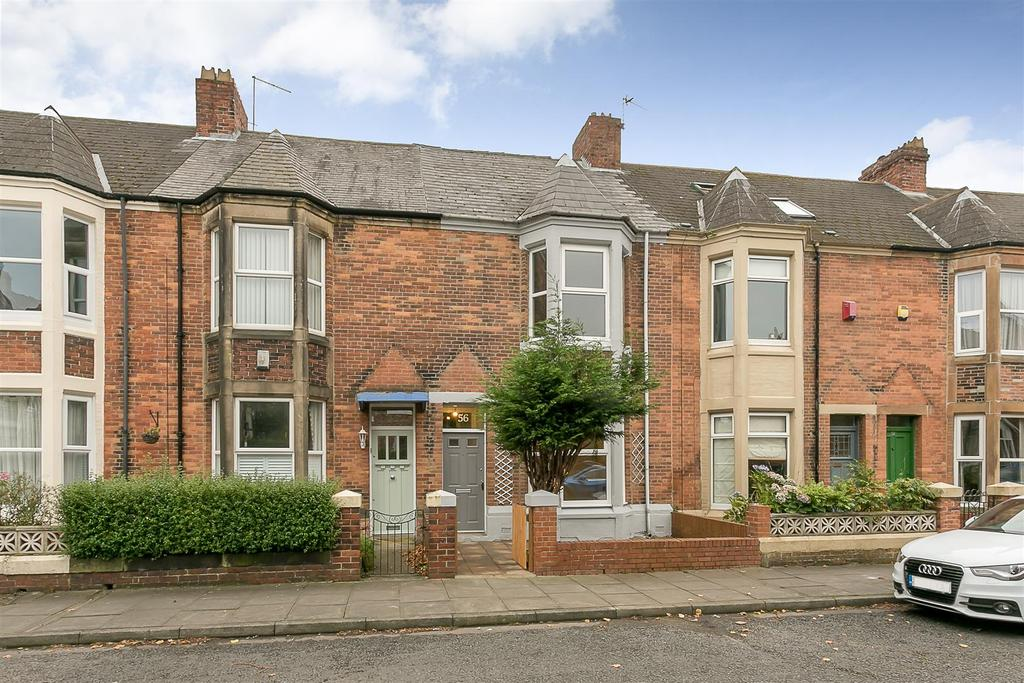 2 Bedrooms Terraced House for sale in Wandsworth Road, Heaton, Newcastle upon Tyne