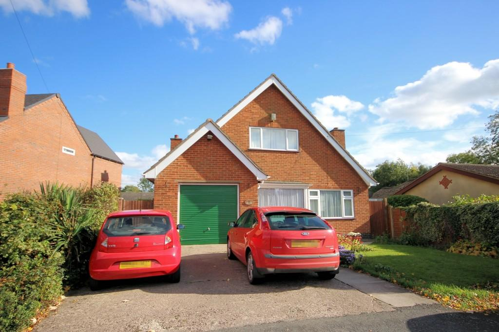 4 Bedrooms Detached House for sale in Main Road, Sheepy Magna
