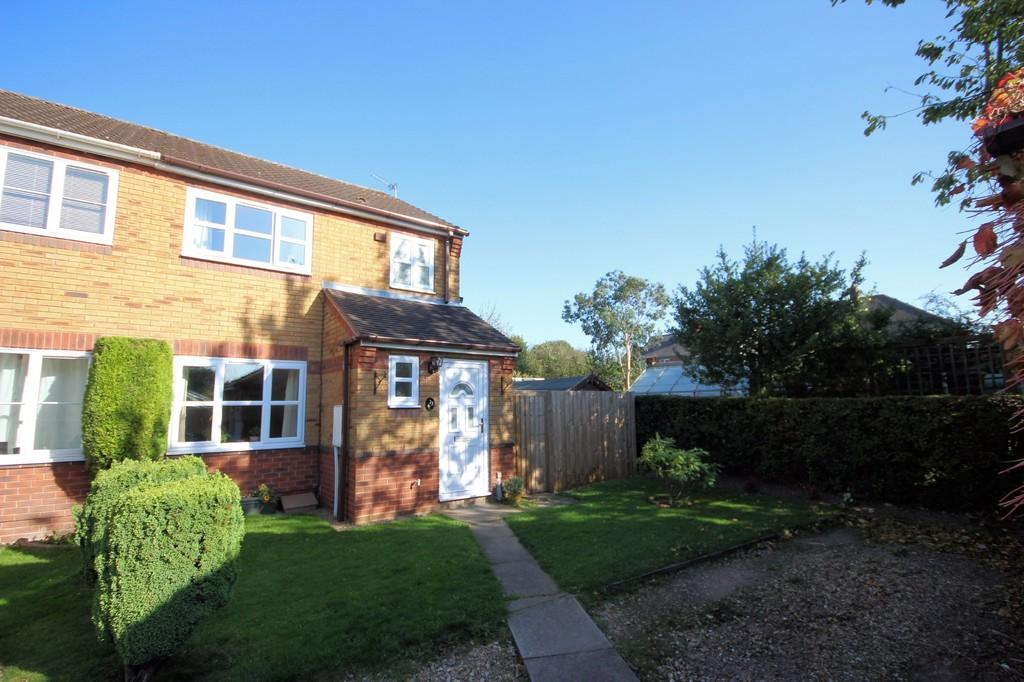3 Bedrooms Semi Detached House for sale in Willars Way, Ravenstone