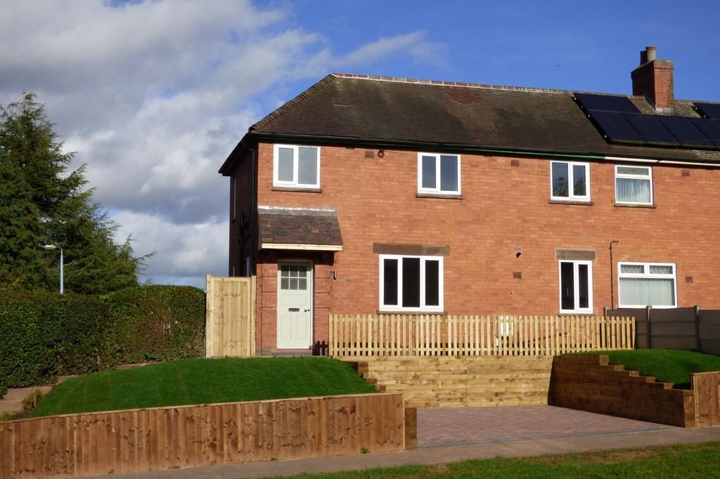 3 Bedrooms Semi Detached House for sale in Rosliston Road, Walton-on-Trent
