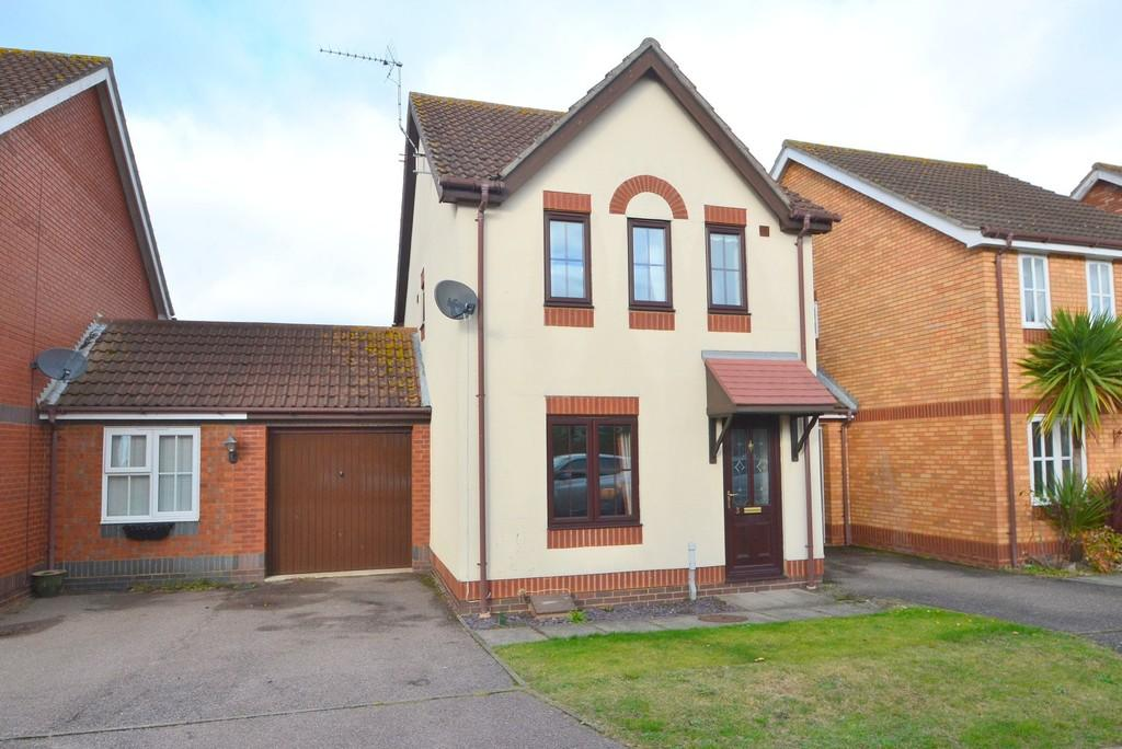 3 Bedrooms Detached House for sale in Knights Lane, Kesgrave, IP5 2FS