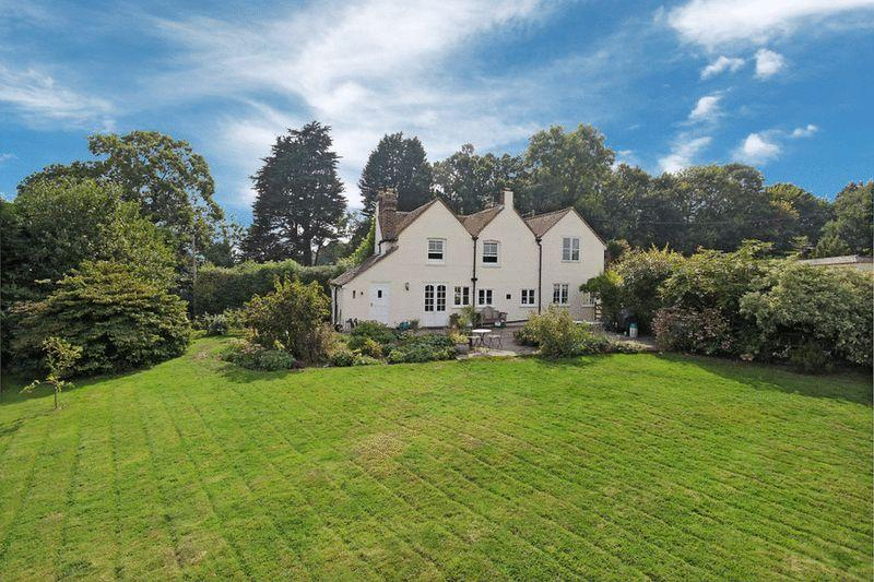 4 Bedrooms Detached House for sale in Horney Common, Ashdown Forest, East Sussex