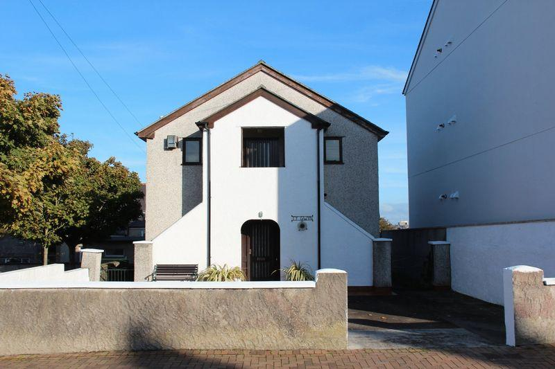 2 Bedrooms Detached House for sale in Garreg Domas, Thomas Street, Holyhead