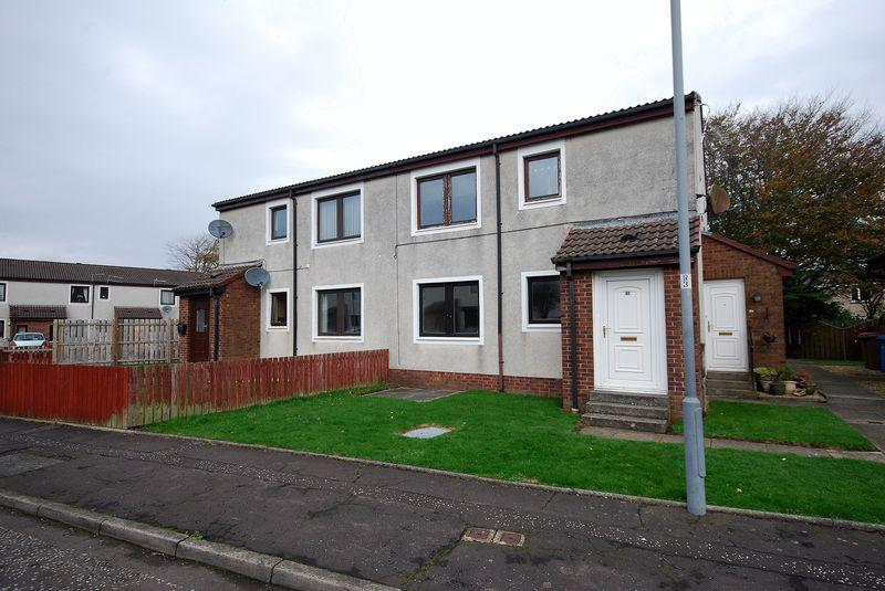 2 Bedrooms Ground Flat for sale in 29 Anderson Crescent, Prestwick,KA9 1EJ