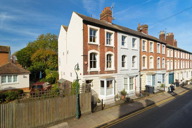 4 Bedrooms End Of Terrace House for sale in Monastery Street, Canterbury