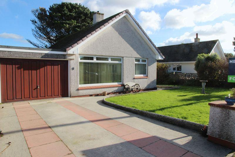 3 Bedrooms Detached Bungalow for sale in Stanharver Close, St Columb Minor