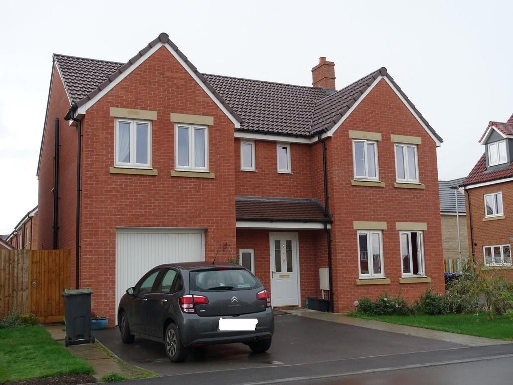 5 Bedrooms Detached House for sale in Trowbridge, Wiltshire