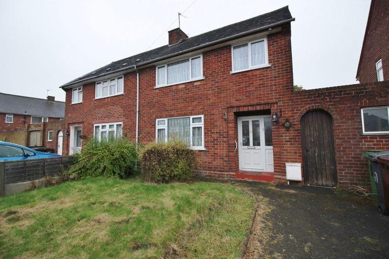 3 Bedrooms Semi Detached House for sale in Blackwood Avenue, Wednesfield