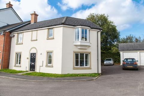 3 bedroom end of terrace house for sale - Langley View, Chulmleigh