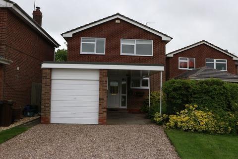 3 bedroom detached house to rent - Hansell Drive, Dorridge