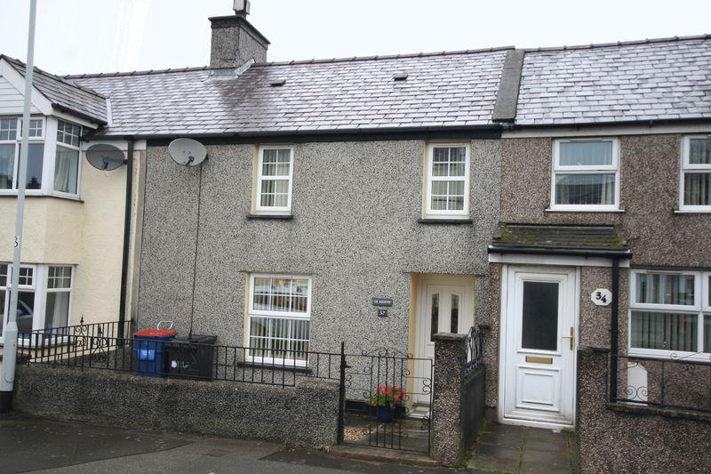 2 Bedrooms Terraced House for sale in Llanerchymedd, Anglesey