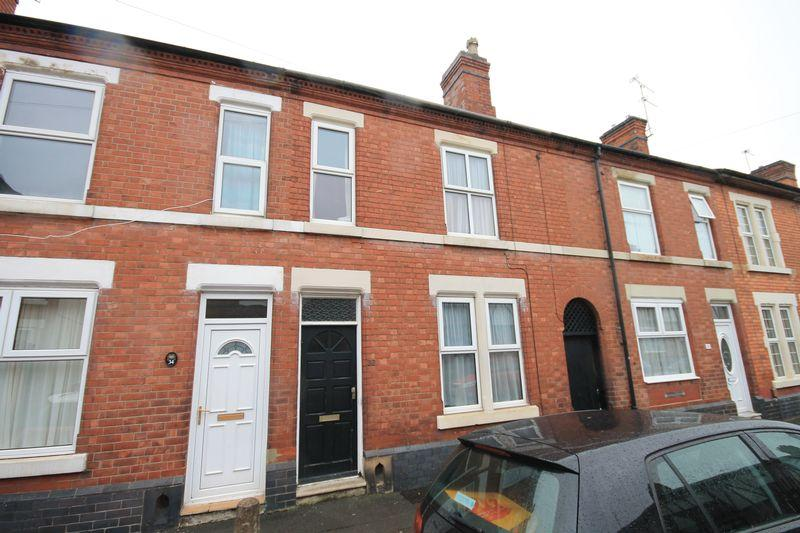 2 Bedrooms Terraced House for sale in Markeaton Street, Derby